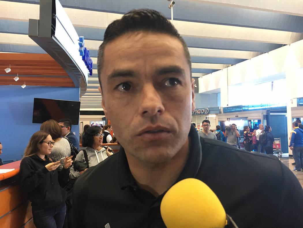 """ARCHIVO.- El defensa de los Tigres de la UANL, Anselmo Junior Vendrechovski """"Juninho"""", anunció que firmó contrato por un año más con el conjunto nuevoleonés y se mostró complacido por el ..."""