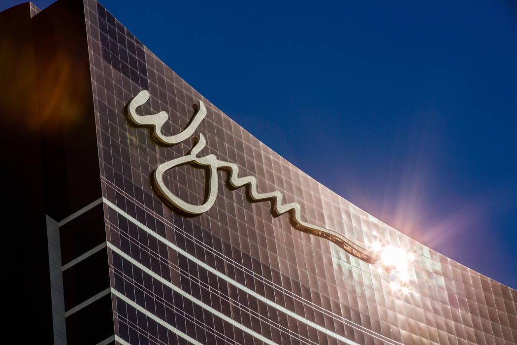 The Wynn Las Vegas en South Las Vegas Boulevard el miércoles, 7 de febrero de 2018. (Patrick Connolly Las Vegas Review-Journal) @PConnPie