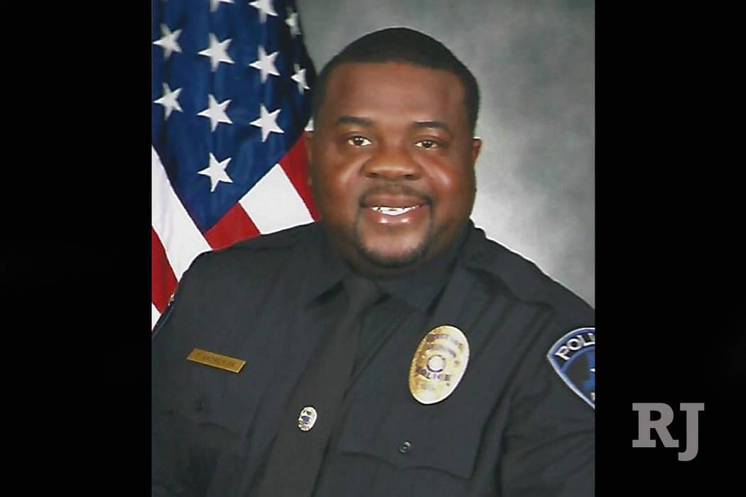 Jefe Adjunto del Departamento de Policía de Henderson, Thedrick Andres (Cortesía de Henderson)