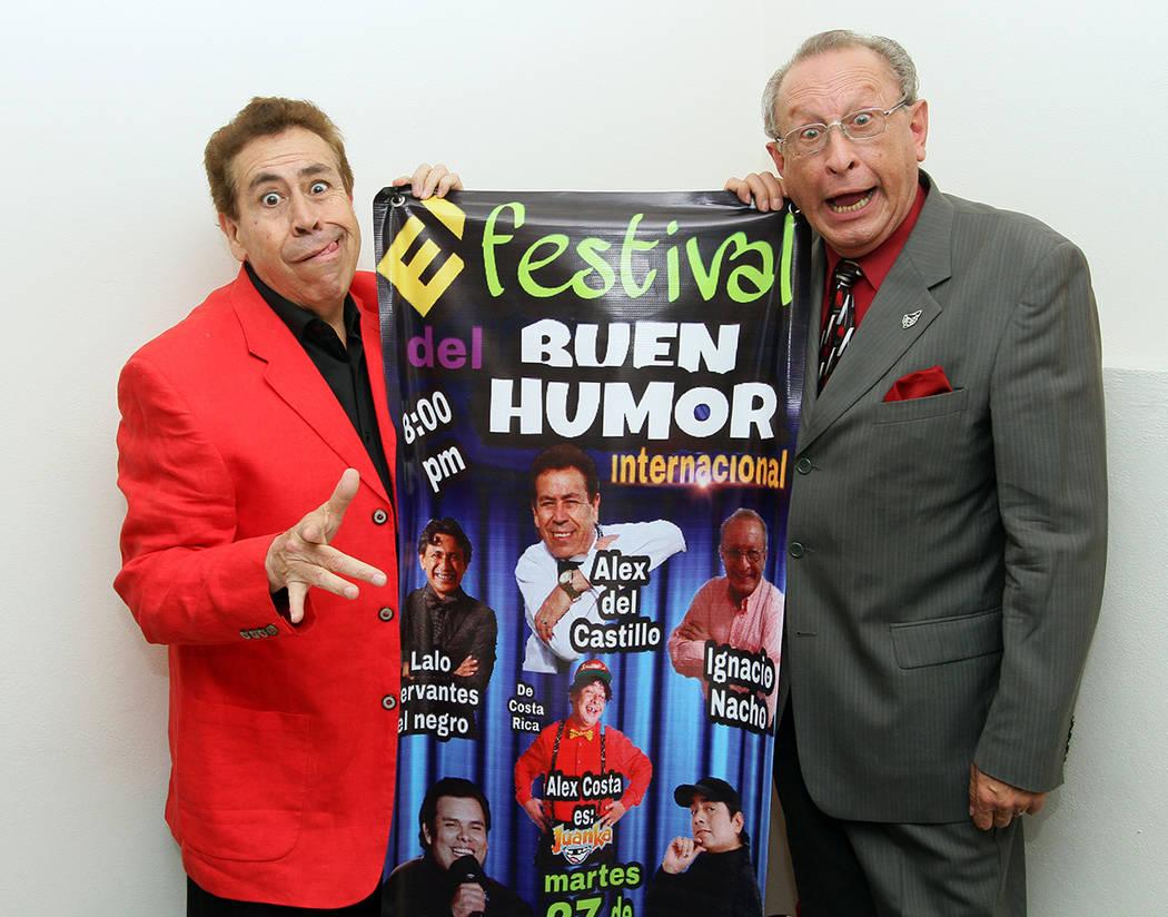 La falta de foros, de espacios en televisión y la edad obligan a los comediantes experimentados a unirse y crear sus propias oportunidades de trabajo, aseguraron Alex del Castillo e Ignacio Nacho ...