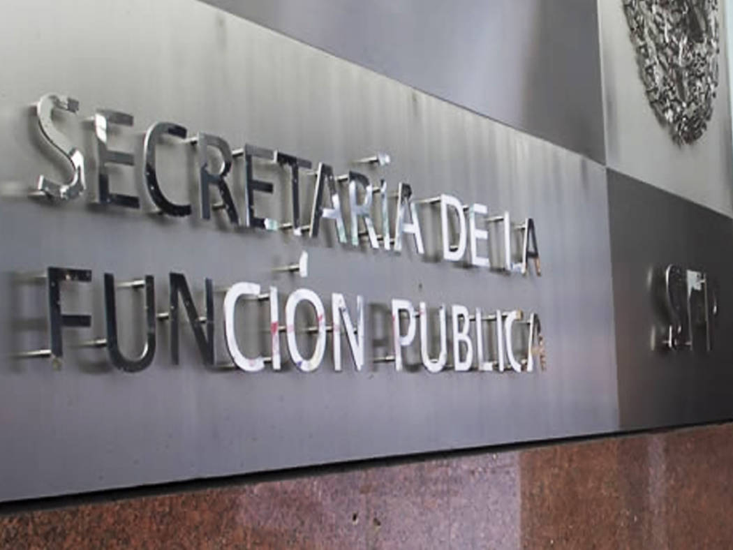 Oficina de la Secretaría de Función Pública. [Foto Cortesía]