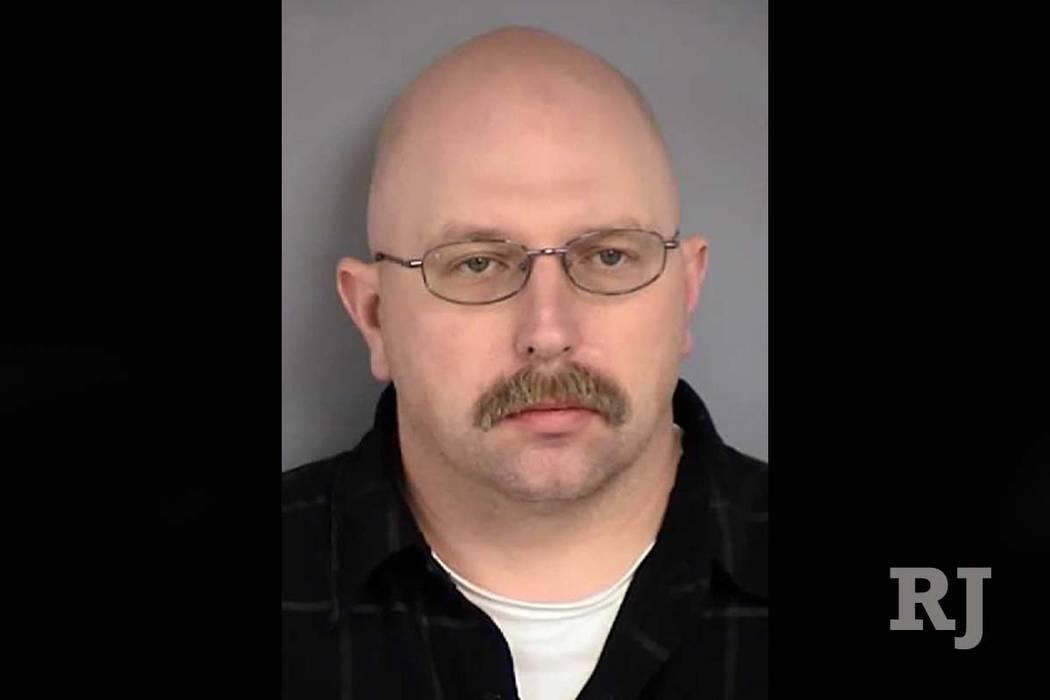 Bret Theil (Departamento de Policía del Norte de Las Vegas)
