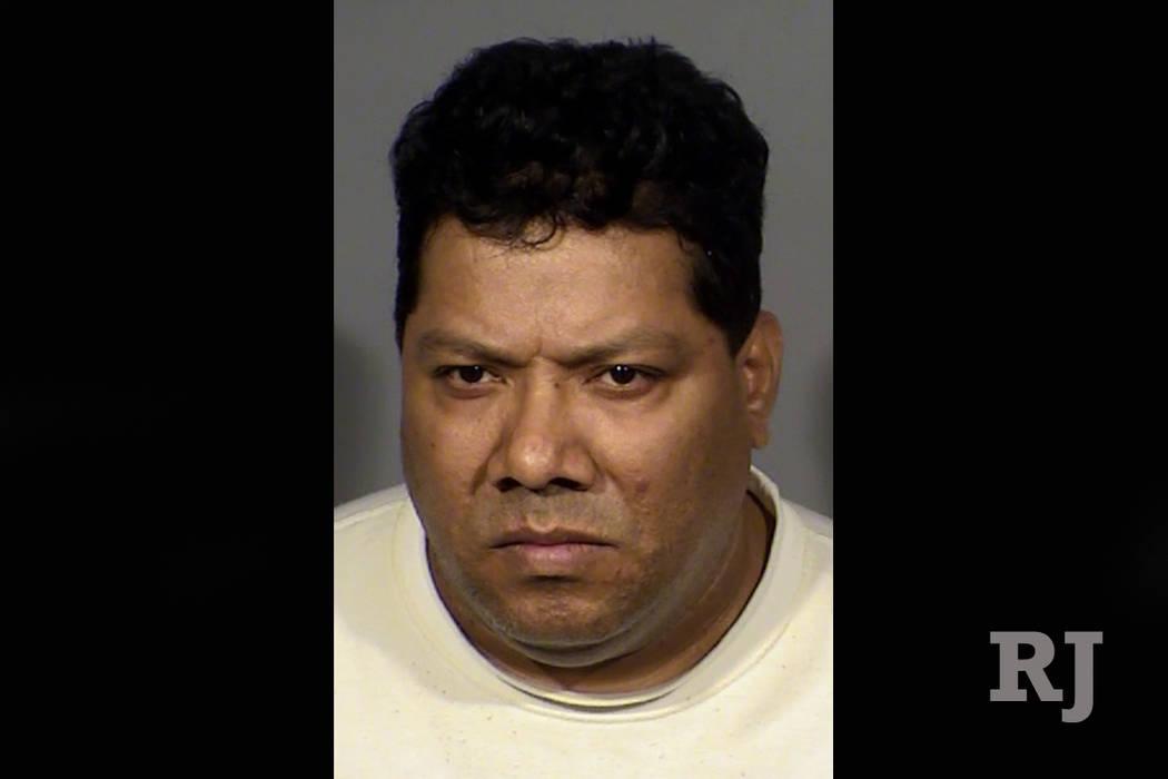 Alex Hernández (Departamento de la Policía Metropolitana de Las Vegas)