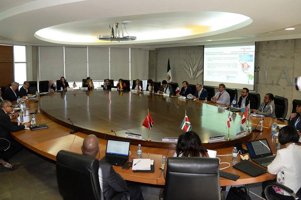 La discusión de la prolongada crisis en Venezuela en la Organización de los Estados Americanos (OEA) generó fisuras que mantienen dividido al organismo, que ahora enfrenta una baja credibilidad ...