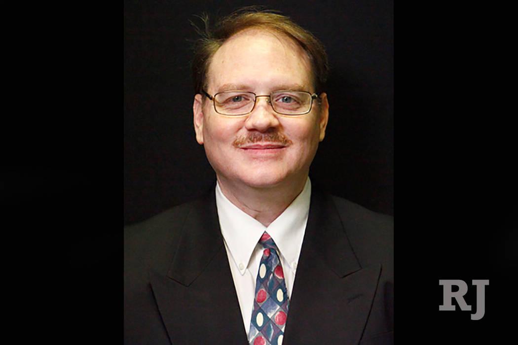 Brandon Casutt, micro-empresario de Las Vegas (Las Vegas Review-Journal)