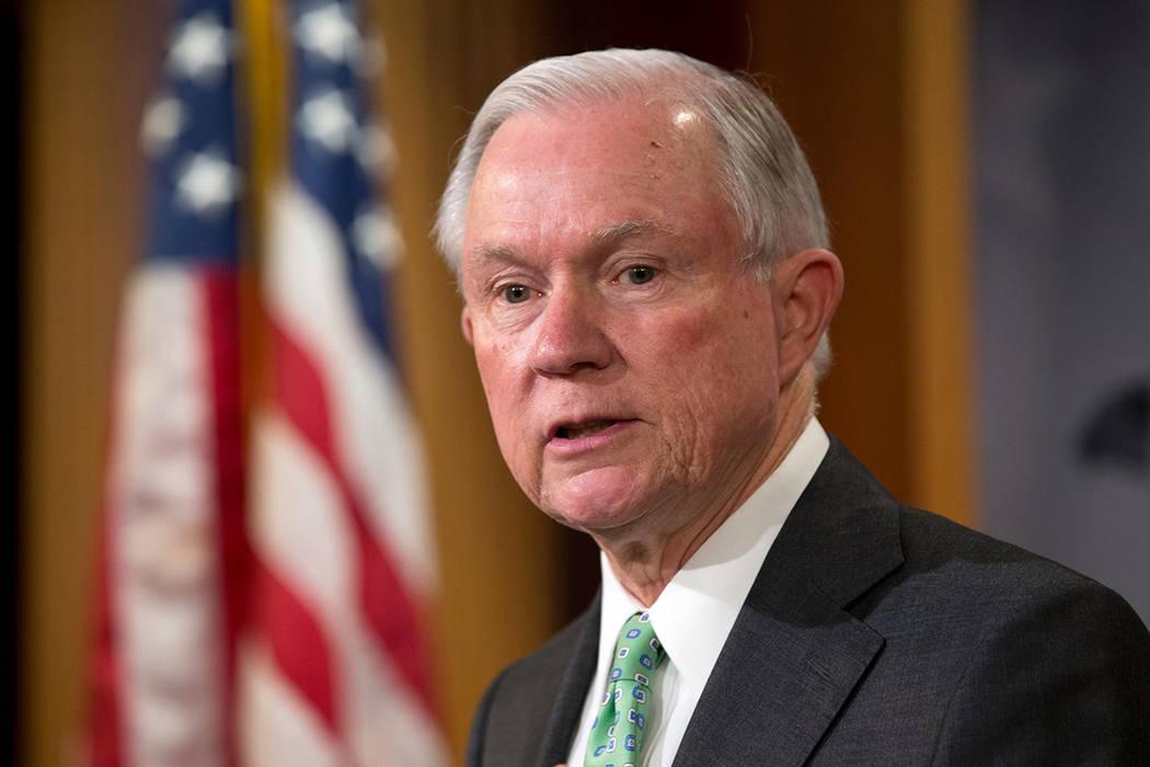 Fiscal general de EE.UU., Jeff Sessions [Cortesía]