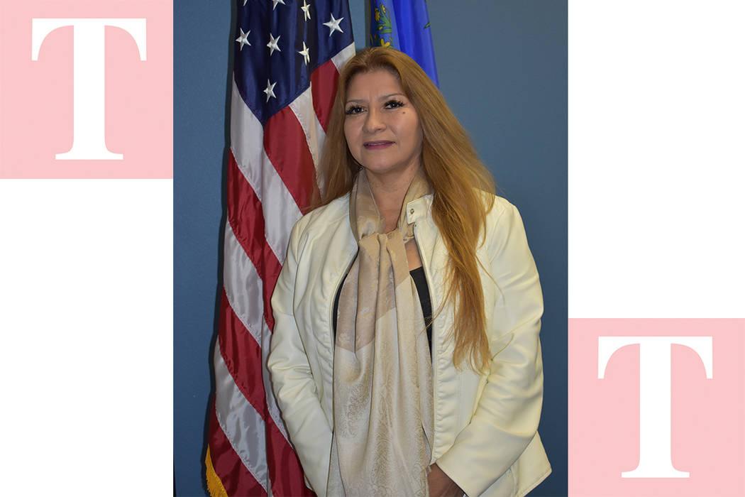 """""""Llame a nuestras oficinas, para eso estamos, para responder si hay quejas contra determinado lugar"""": Miriam Lira-Hickerson, intercesora de Asuntos al Consumidor de Nevada para Minorías. Mié ..."""