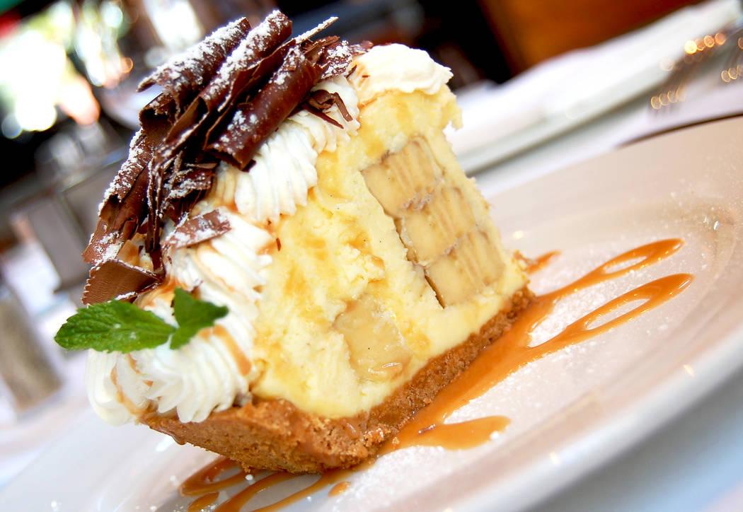 Pastel de crema de banana de Emeril, Robyn Andrzejczak