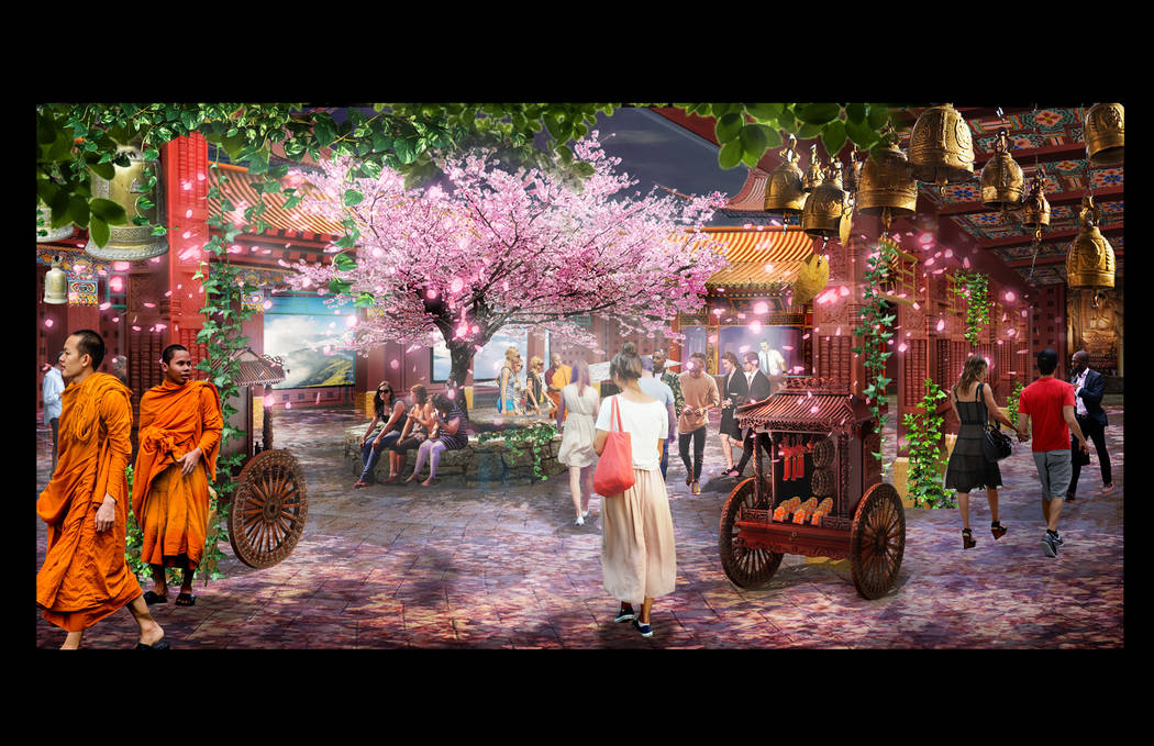 Se espera que Kind Heaven abra en 2019 en The Linq Hotel. La atracción combinará comida, la venta al por menor y música en vivo. Kind Heaven
