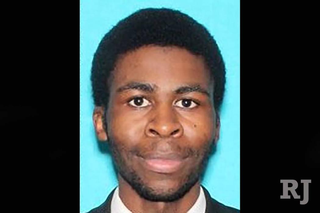 Mohamed Abdikadir Muhina  (Departamento de la Policía Metropolitana de Las Vegas).