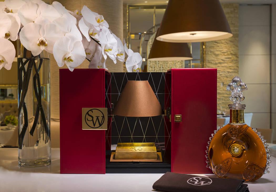 Gold Bar en SW Steakhouse