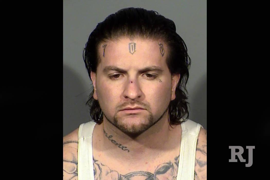 Dustin Pellican (Departamento de la Policía Metropolitana de Las Vegas)