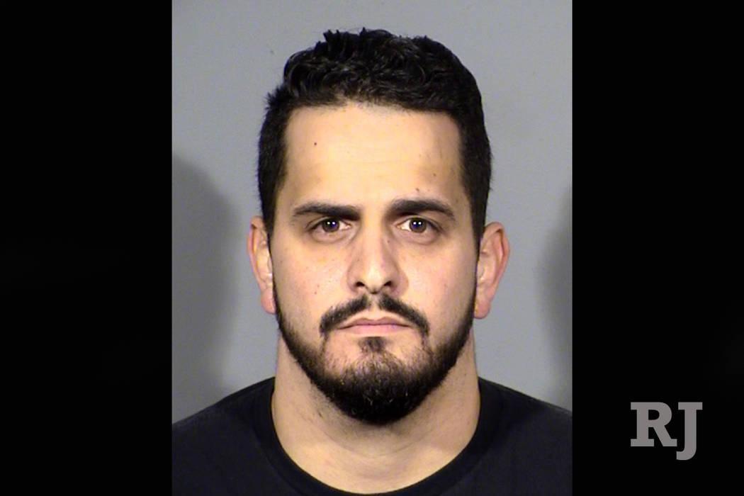Joshua Balelo. Departamento de Policía Metropolitana de Las Vegas.