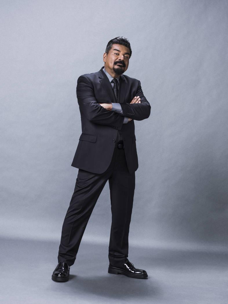 """George López encabeza """"Aces of Comedy"""" en el Mirage este fin de semana. (Gavin Bond / cortesía de HBO)"""
