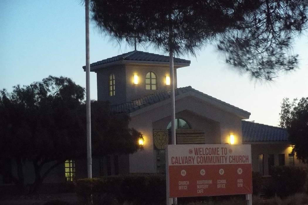 La Academia Cristiana de Aprendizaje Calvary cerró abruptamente el lunes 26 de marzo de 2018. El martes temprano, había poco tráfico cuando los padres solían dejar a los niños. (Max Michor /  ...