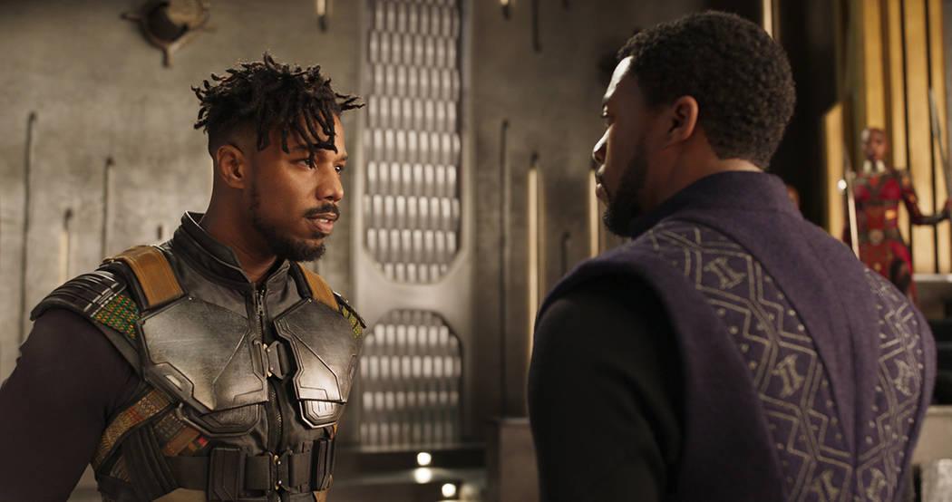 [Cortesía Marvel Studios 2018]