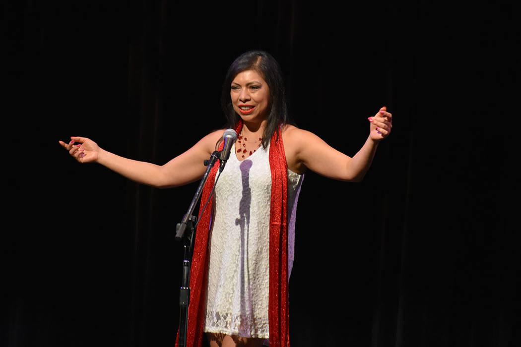Decenas de personas rieron con la puesta en escena 'Los Monólogos de la Vagina 2018', obra original de Eve Ensler. Viernes 30 de marzo de 2018 en Biblioteca Whitney. Foto Anthony Avellaneda / ...