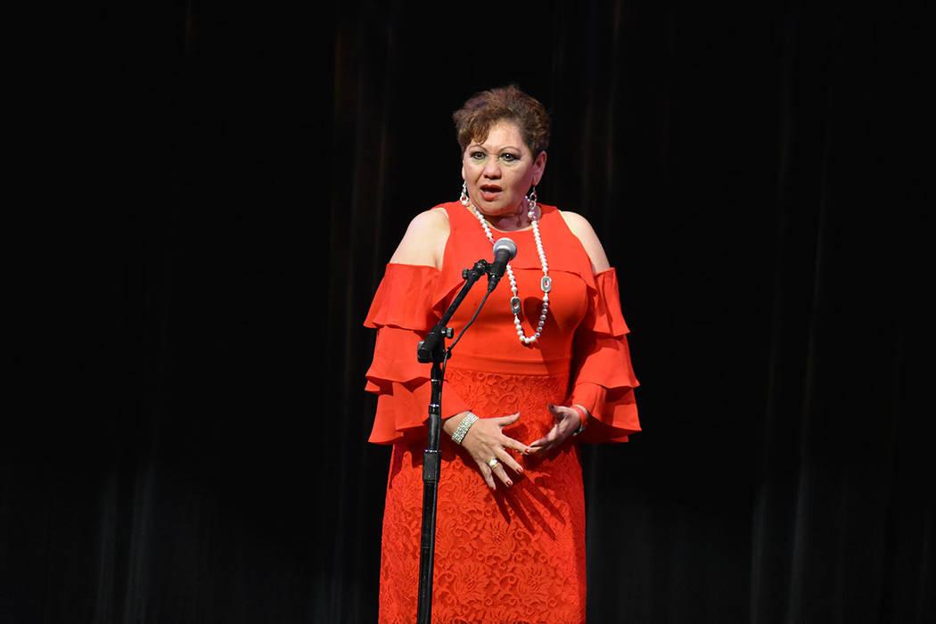 Fueron más de 30 las mujeres que participaron en la edición 2018 de esta obra de teatro. Viernes 30 de marzo de 2018 en Biblioteca Whitney. Foto Anthony Avellaneda / El Tiempo.