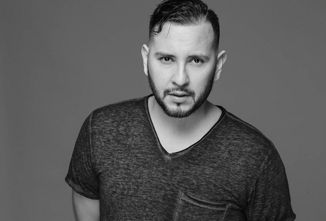 Joe Luján es un productor de cine que realiza su trabajo en Las Vegas y con recursos locales. [ Foto Cortesía ]