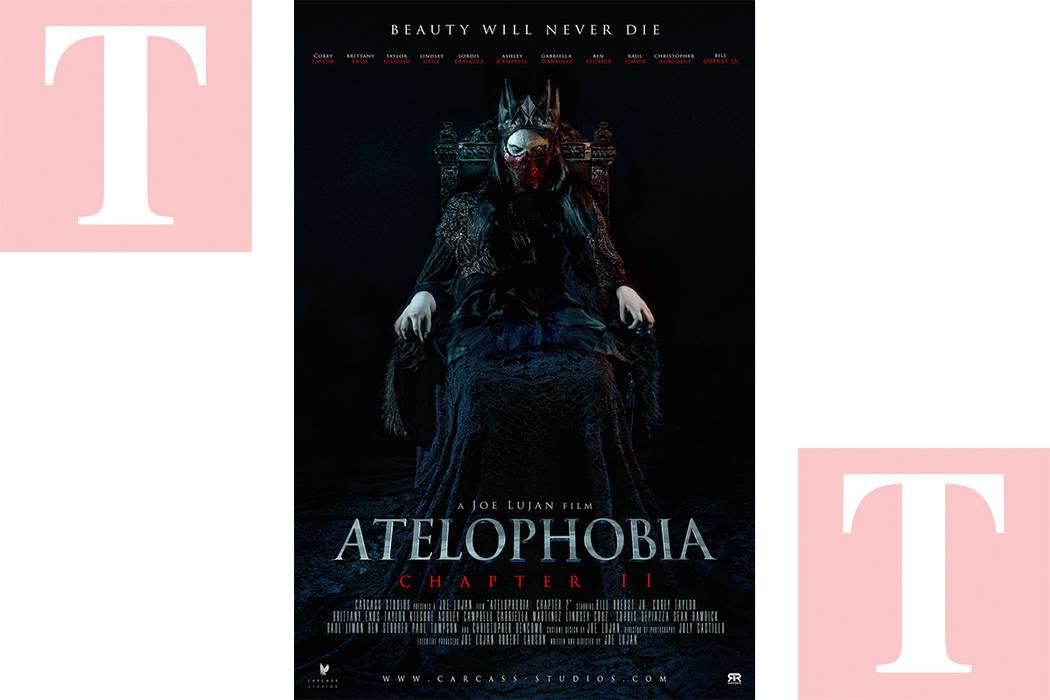 Poster de la más reciente película del cineasta Joe Luján. [ Cortesía ]