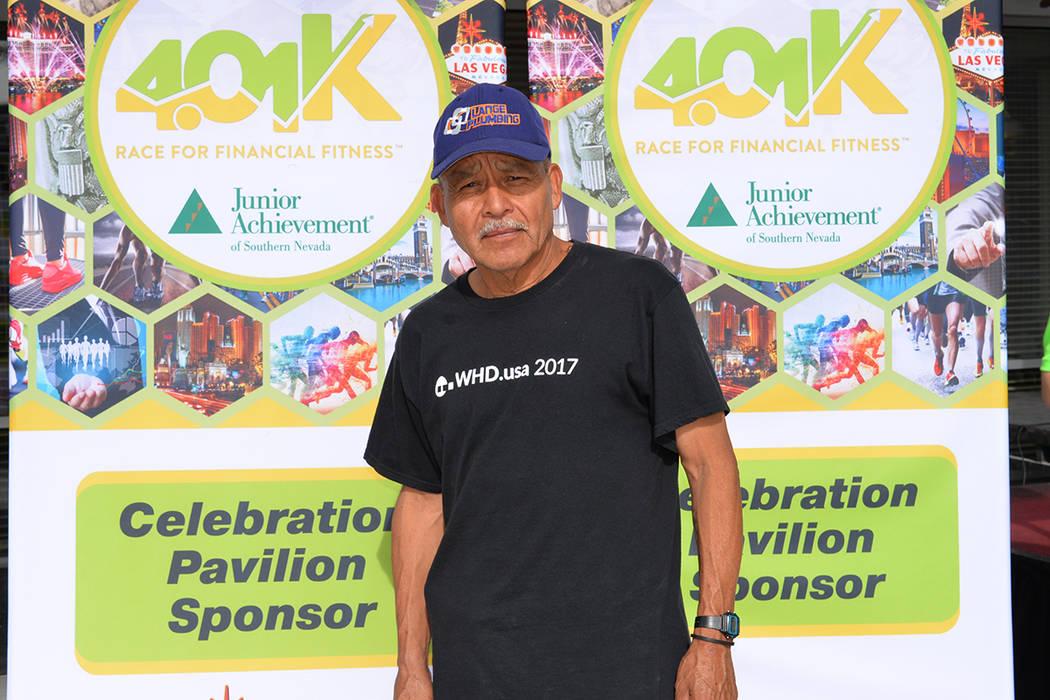 Decenas de personas participaron en esta carrera para apoyar con la noble tarea de la organización Junior Achievement. Sábado 7 de abril en el Hooters hotel y casino. Foto Frank Alejandre / El T ...