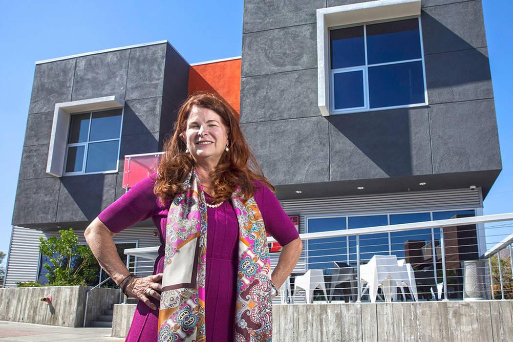 La alcaldesa de Henderson, Debra March, planea jugar un papel fundamental en el Plan Integral de Henderson Strong, un documento que comunica los objetivos, la visión y los objetivos a largo plazo ...