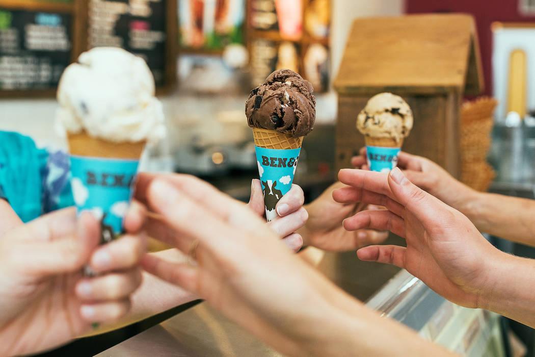 Obtenga un cono de helado gratis este martes en las tiendas Ben & Jerry's. (Ben & Jerry's)