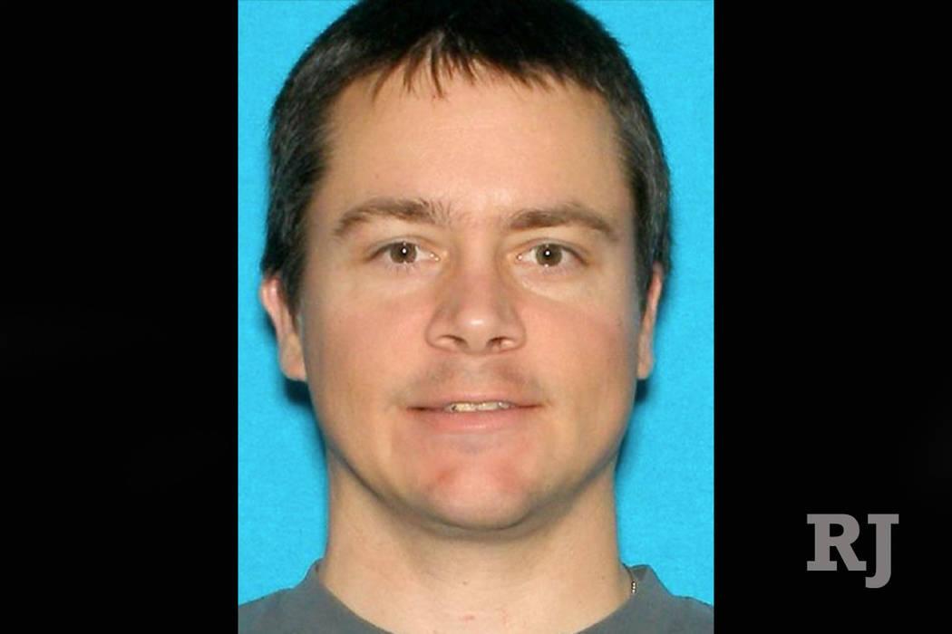 Anthony Wrobel, de 42 años (Departamento de la Policía Metropolitana de Las Vegas)