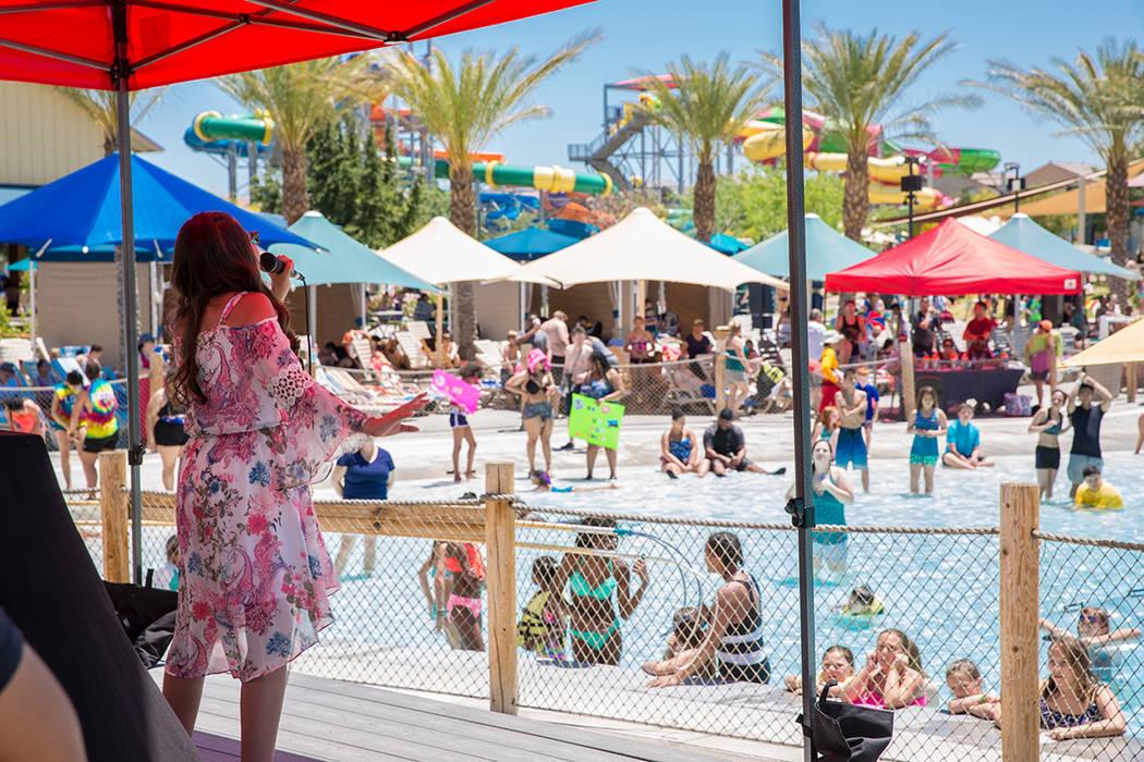 Foto Cortesía Wet'n Wild Las Vegas.