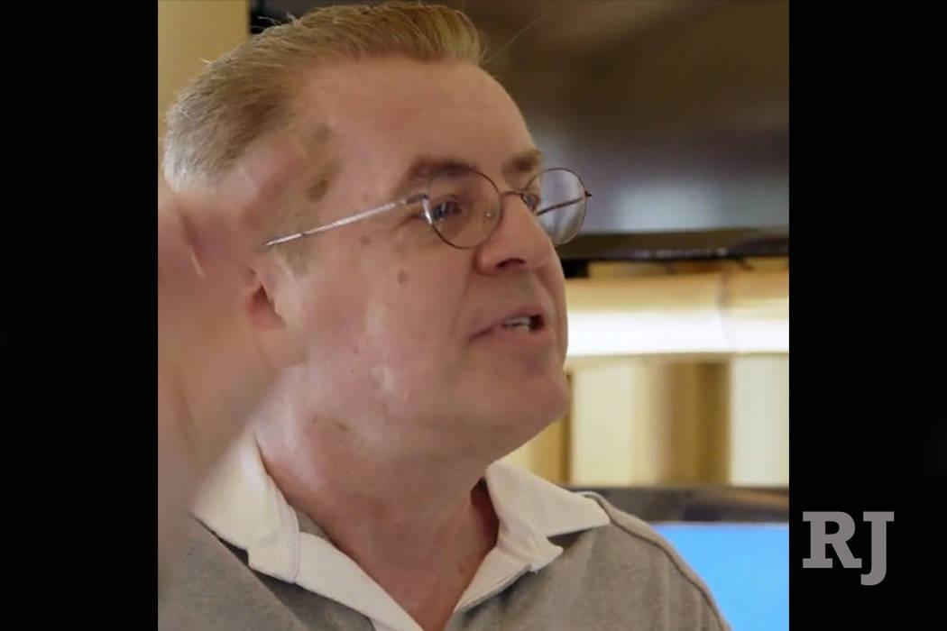 David Malinsky, de 57 años (Facebook)