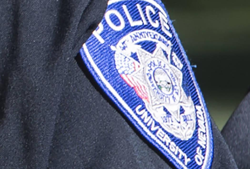 Policía de la UNLV (Las Vegas Review-Journal)