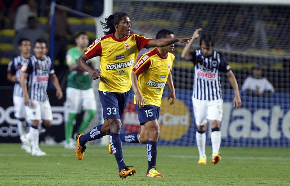 MÉXICO FÚTBOL CONCACAF