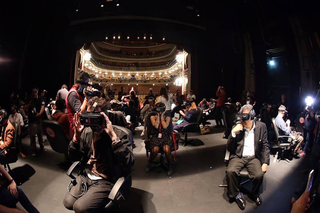 Archivo. San Miguel de Allende, 3 May 2018 (Notimex-Especial).- Impulsados por el Festival Internacional de Cine Guanajuato, cineastas de este estado participarán en la 71 edición del Festival d ...