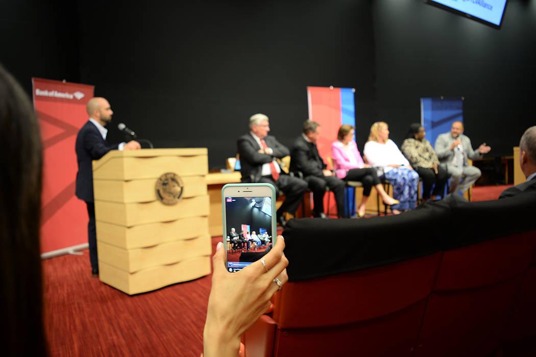 """""""La falta de vivienda es un problema frecuente y complejo que afecta a nuestra comunidad del centro de Las Vegas y más allá"""", dijo Jonathan Ullman, presidente de The Alliance y director ejec ..."""