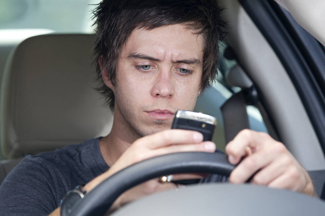 Una encuesta reciente de la Fundación para la Seguridad del Tráfico de la AAA descubrió que el 87.5 por ciento de nosotros cree que la conducción distraída está empeorando. (Cortesía)