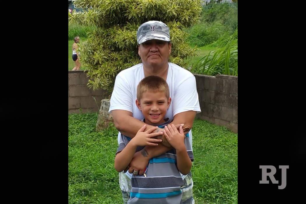 Hannah Johnson, de 56 años, y su nieto, Ryder Plea-Mediros, de 9, han sido localizados de manera segura después de haber sido reportados como desaparecidos el jueves, informó la policía de Las ...