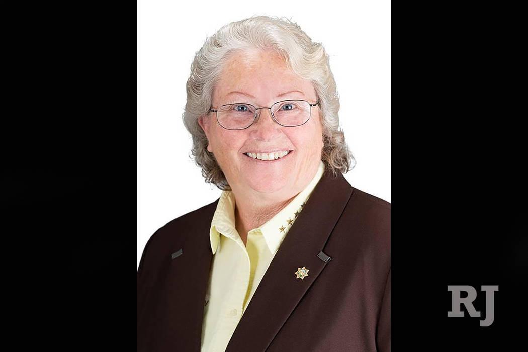 Alguacil del Condado de Nye: Sharon Wehrly
