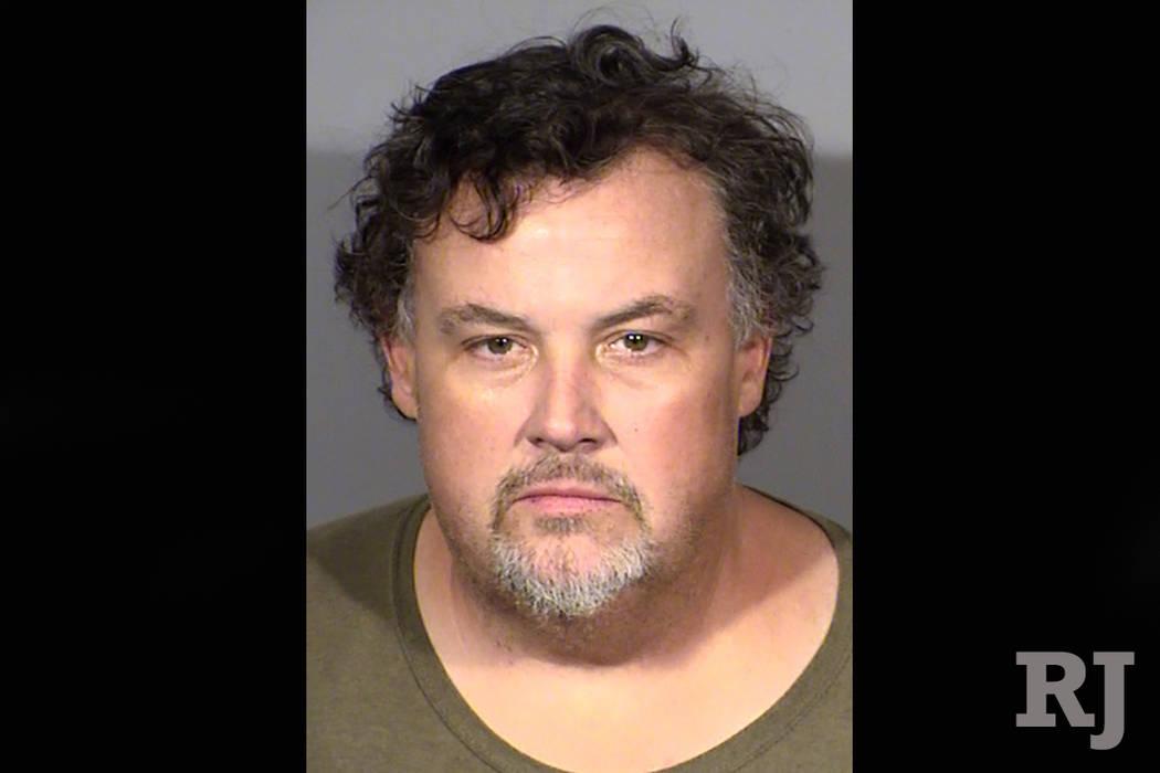 Michael Louchney (Dpto. de la Policía Metropolitana de Las Vegas)