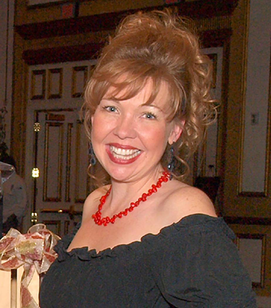 La asambleísta, Shannon Bilbray-Axelrod, D-Las Vegas, miembro del Comité de Asuntos Gubernamentales de la Asamblea, como se vio el 5 de mayo de 2012. Foto del archivo Review-Journal