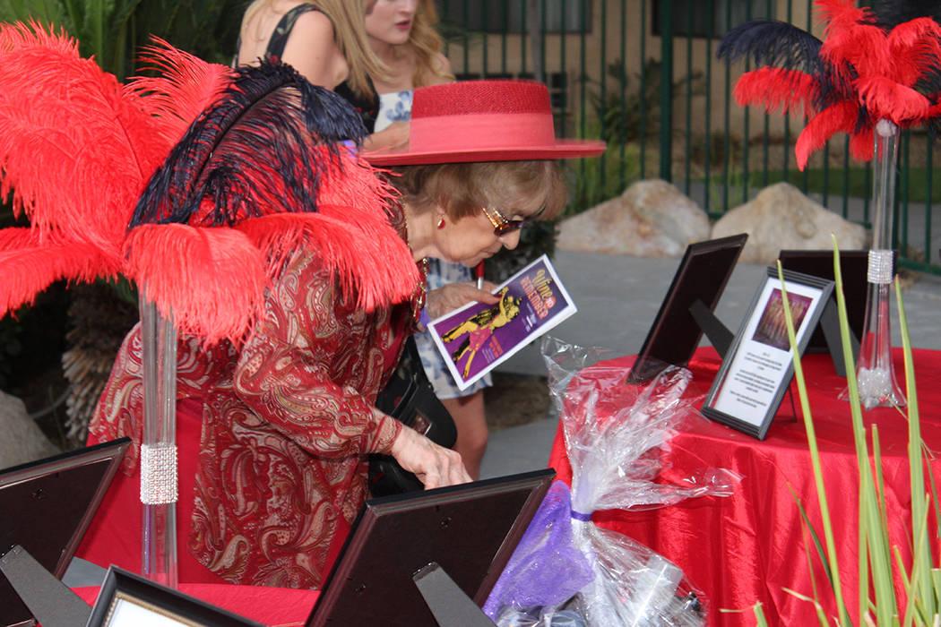 En un evento social, se recolectaron fondos para la Asociación del Alzheimer. Sábado 19 de mayo de 2018, en el casino Silver 7. Foto Cristian De la Rosa / El Tiempo - Contribuidor.