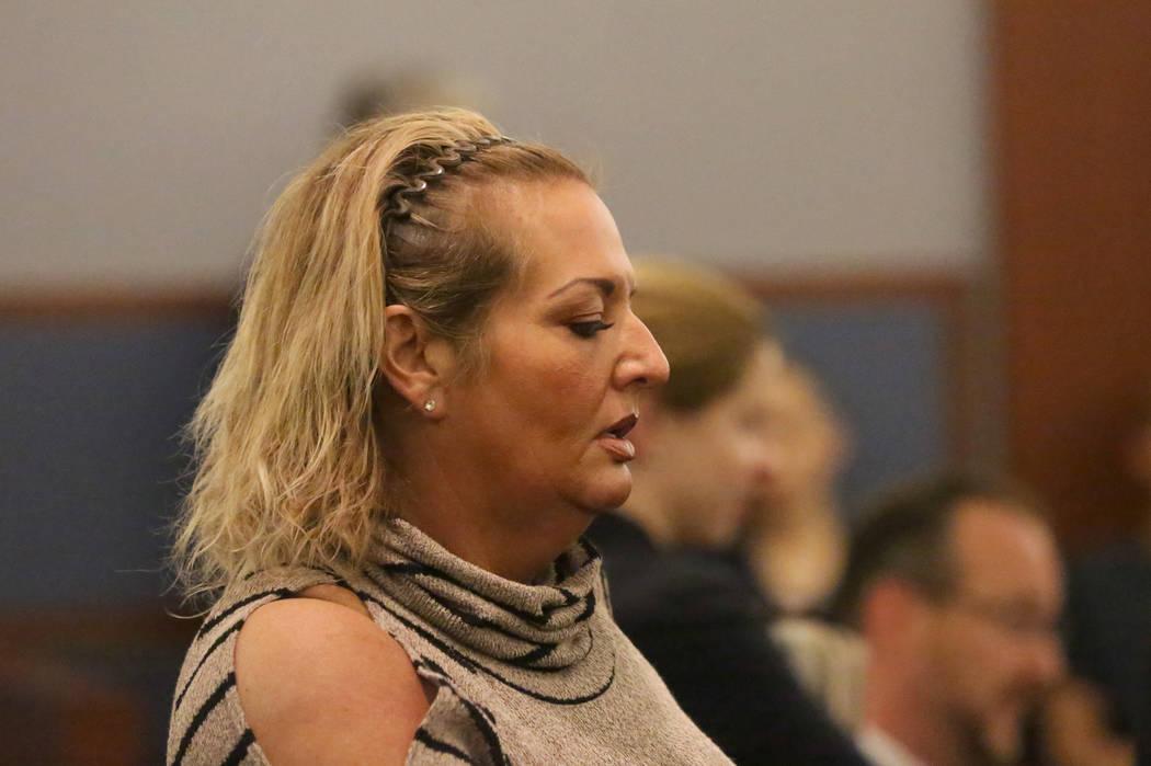 La abogada suspendida, Vicki Greco, quien fue acusada en un plan para presentar documentos judiciales falsos que involucran prostitutas, comparecerá en el tribunal el miércoles 30 de mayo de 201 ...