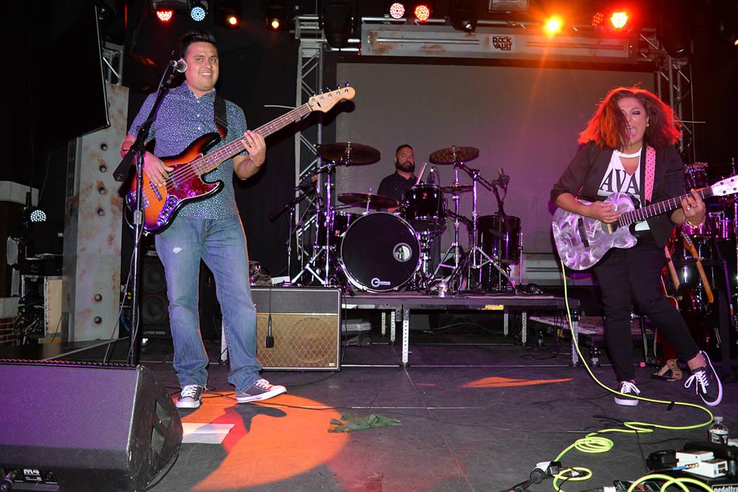 Dr. Hizteria regresó a los escenarios con gran éxito, se presentaron en el After Party del concierto Huevos Revueltos. Viernes primero de junio de 2018 en el Vinyl, del Hard Rock. Foto Frank Ale ...