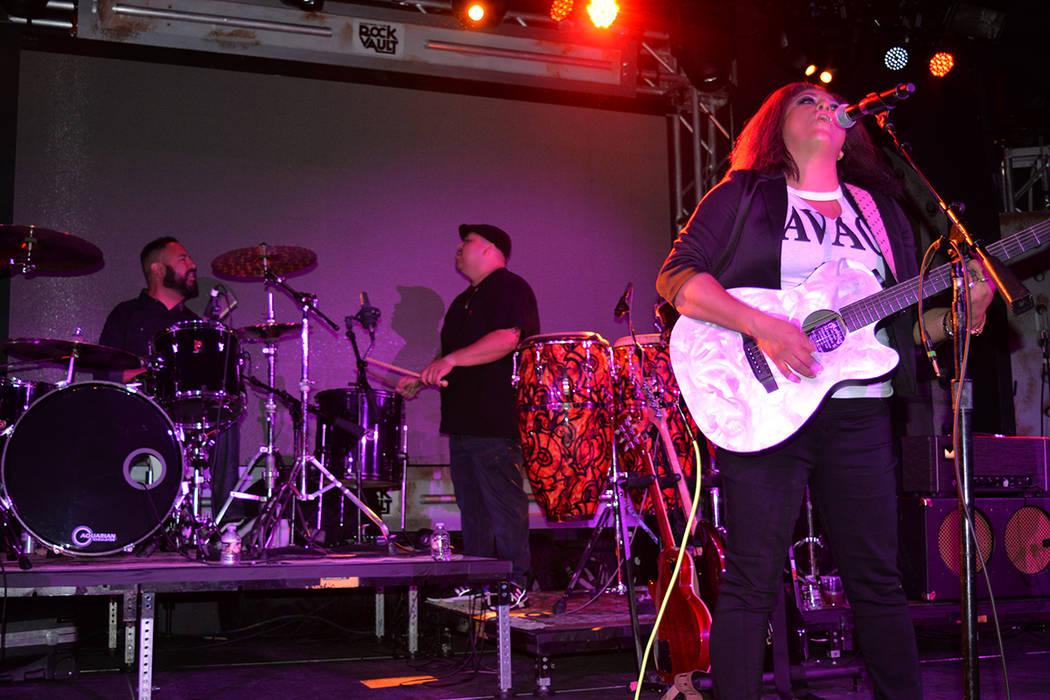 Muchos amigos apoyaron el regreso de Dr. Hizteria a los escenarios locales. Viernes primero de junio de 2018 en el Vinyl, del Hard Rock. Foto Frank Alejandre / El Tiempo.