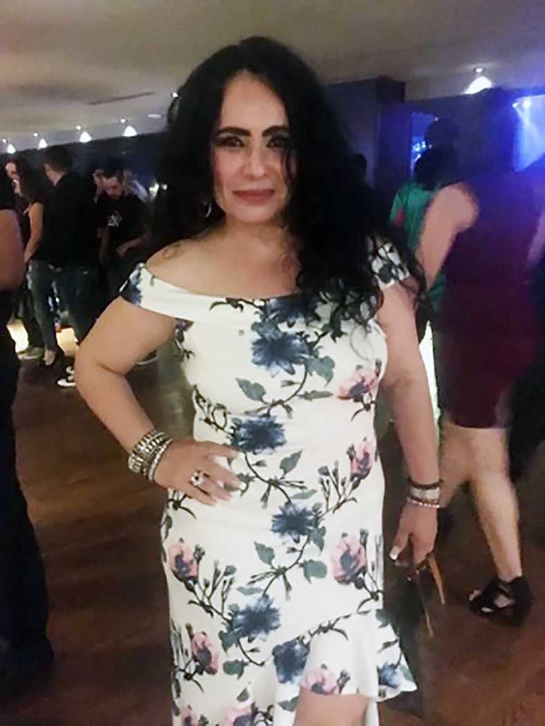 Elena Foote disfrutó la presentación de Enanitos Verdes y Hombres G. Viernes primero de mayo de 2018, en el Joint del Hard Rock hotel & casino. Foto Frank Alejandre / El Tiempo.