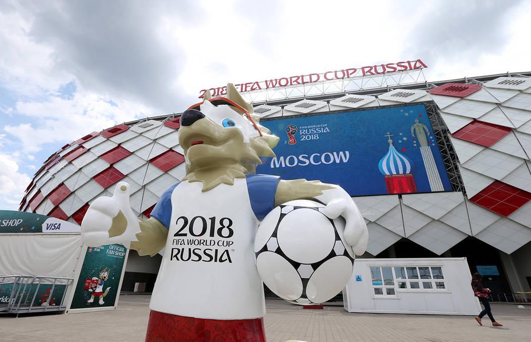 Rusia, 12 Jun 2018 (Notimex-Jorge Arciga).- El estadio Spartak albergará cinco encuentros en la Copa Mundial de futbol Rusia 2018.