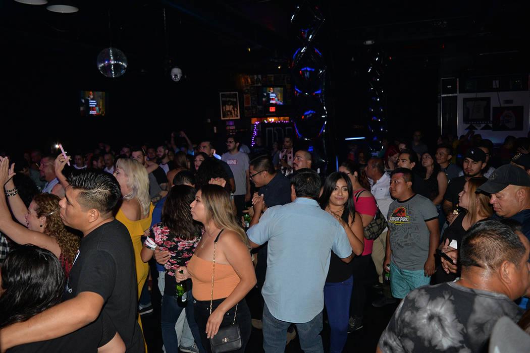 Celso Piña y su Ronda Bogotá estelarizó un gran concierto en esta ciudad. Jueves 21 de junio en el Backstage Bar & Billiards. Foto Frank Alejandre / El Tiempo.