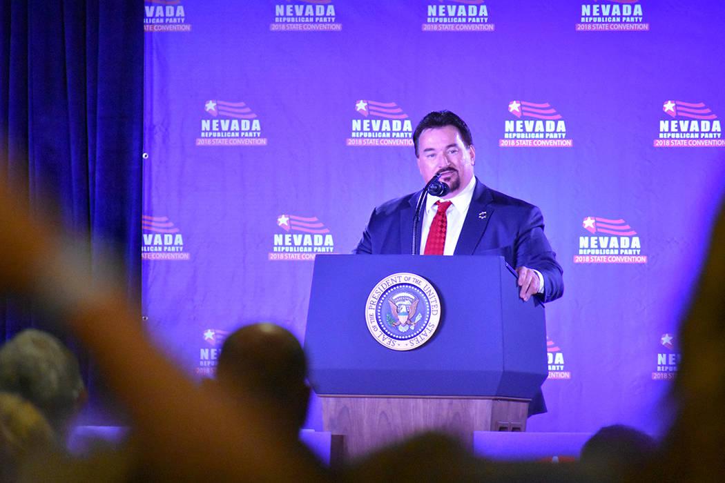 Distintos miembros del Partido Republicano participaron en su Convención Estatal 2018. Sábado 23 de junio de 2018 en hotel y casino Suncoast. Foto Anthony Avellaneda / El Tiempo.