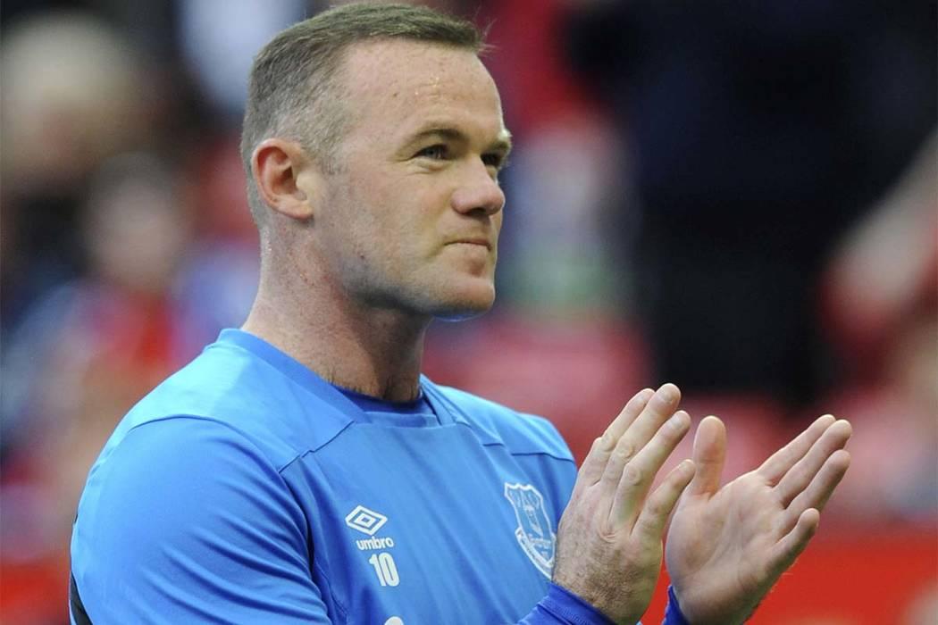 Wayne Rooney (AP Photo/Rui Vieira, File)