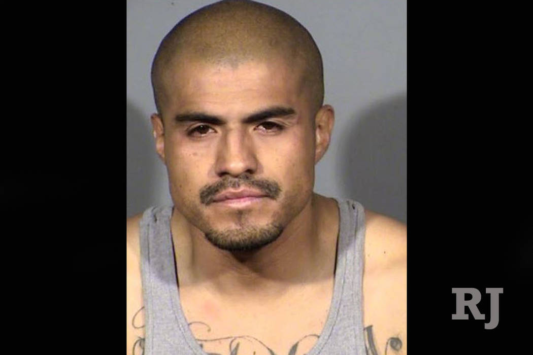 Jessie Murillo. Departamento de Policía Metropolitana de Las Vegas.