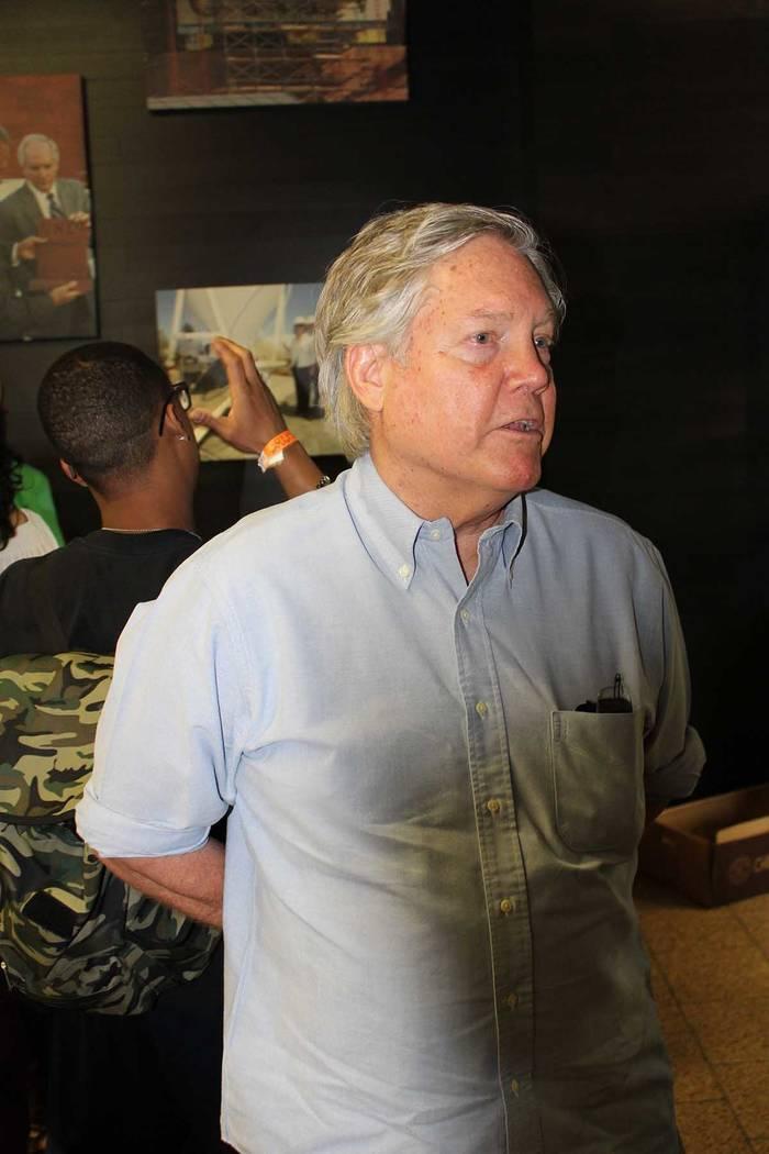 """""""El padrino de la marihuana"""", senador estatal Tick Segerblom, dijo que Las Vegas puede ser la ciudad líder en turismo relacionado al cannabis. Foto Archivo El Tiempo."""